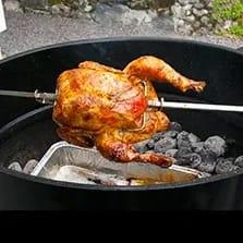 Kyckling på rotisseri   Grillbloggen   grillbloggen.nu