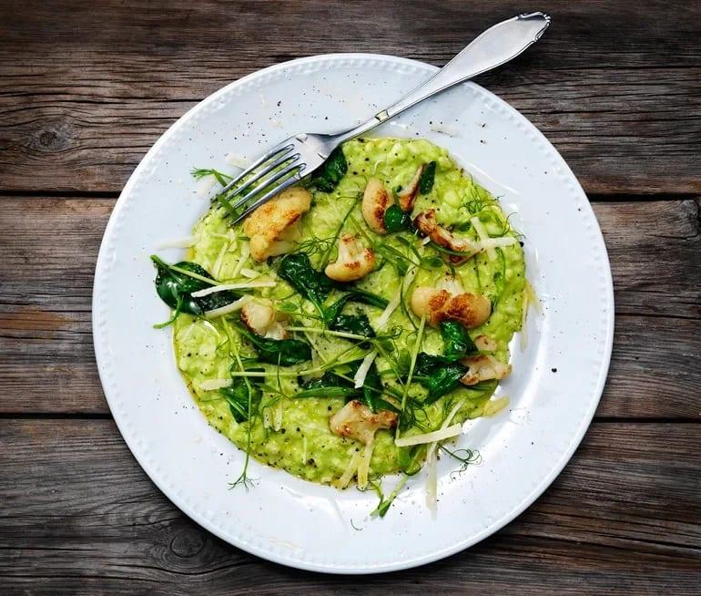 Ica Recept Lax Med Broccolipure Och Dragon