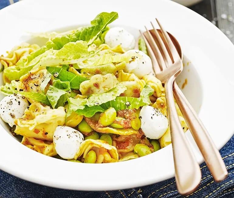fylld pasta recept