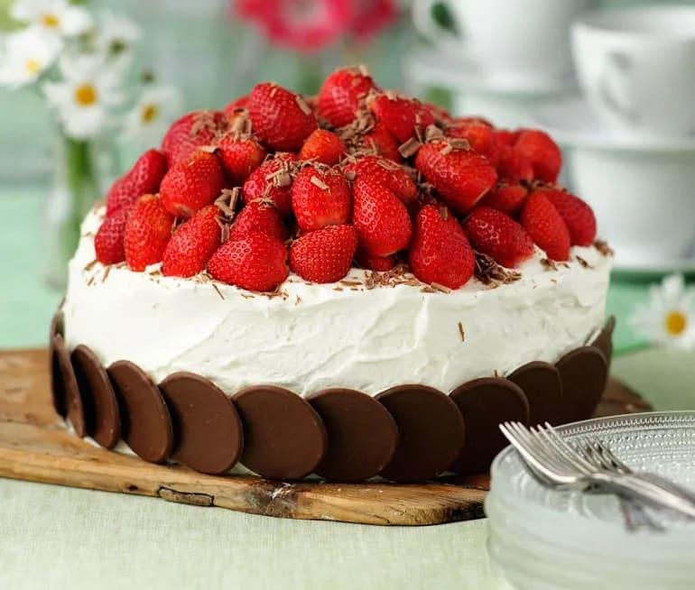 godaste tårtan recept