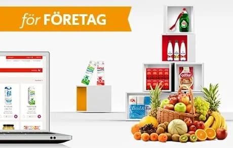 handla mat på nätet helsingborg
