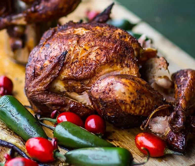 kalorier i grillad kyckling