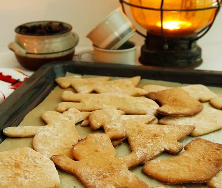 gluten och laktosfria pepparkakor