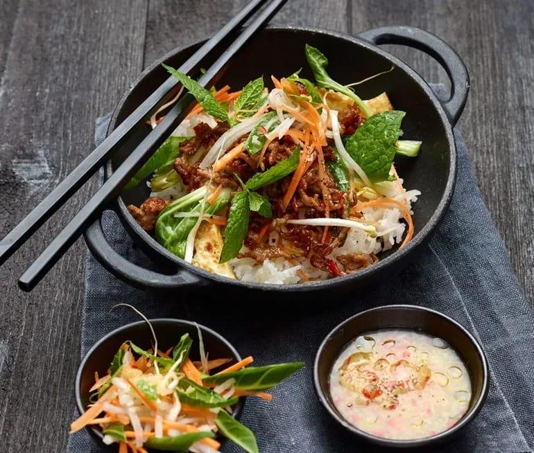 vietnamesisk mat kokbok