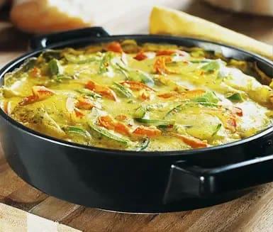 kycklinggryta paprika curry