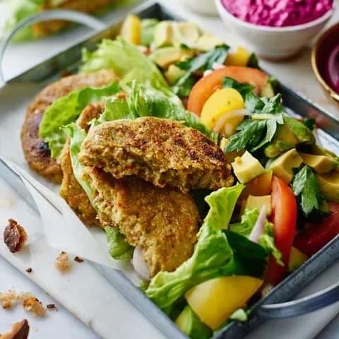 enkla vegetariska recept
