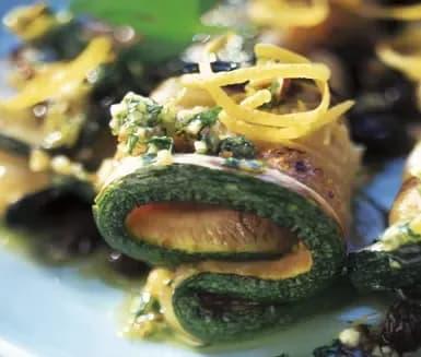 Grillad zucchini | Recept ICA.se