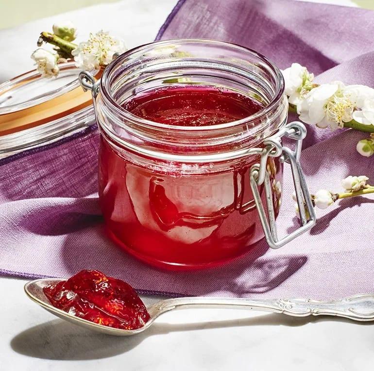 röd vinbärsgele recept syltsocker