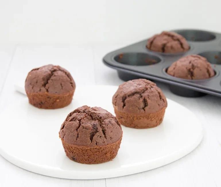 choklad cupcakes ica
