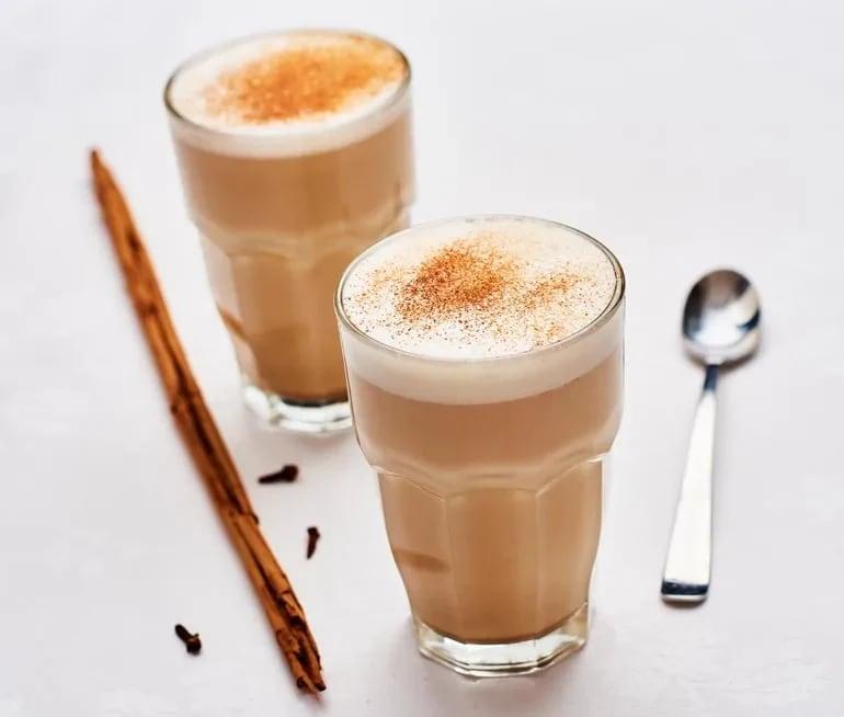 chai latte pulver recept
