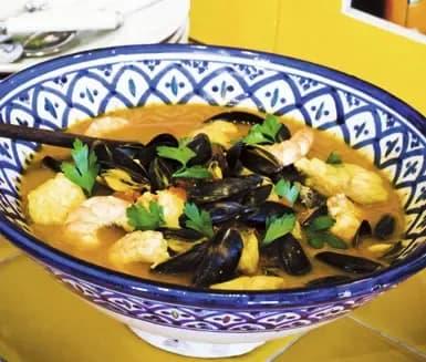 fisksoppa bouillabaisse ica