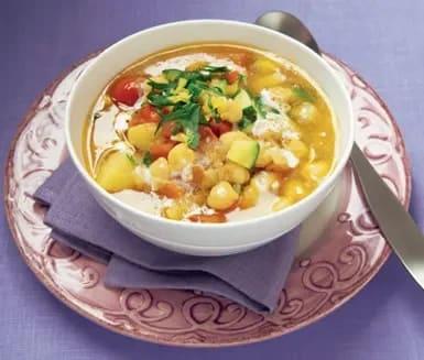 soppa potatis morot lök