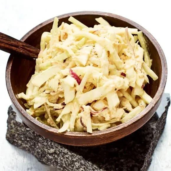 coleslaw recept leila