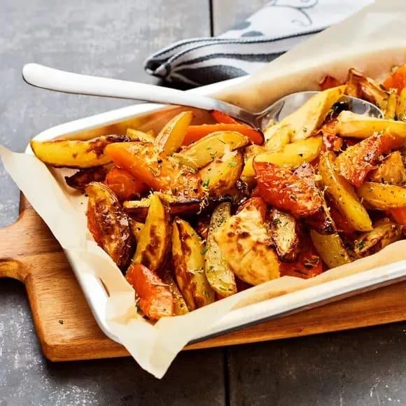 recept grönsaker i ugn