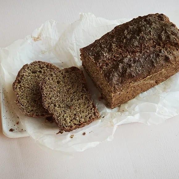 grovt rågbröd utan vetemjöl