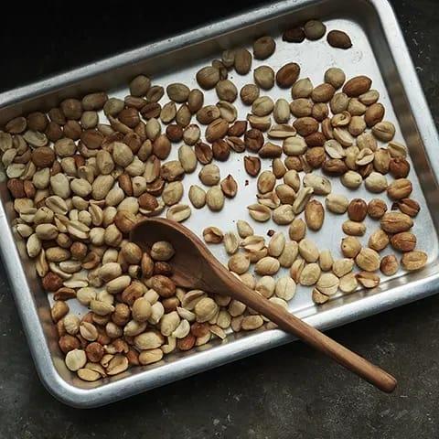 hemmagjort jordnötssmör recept