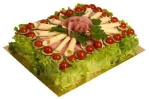beställa smörgåstårta ica kvantum landskrona