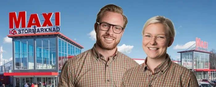ica maxi jönköping öppettider