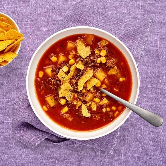 lättlagad soppa recept