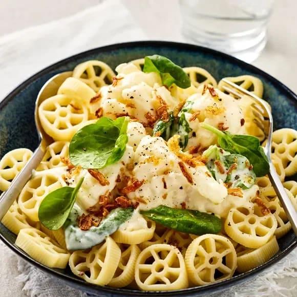 ostsås recept pasta