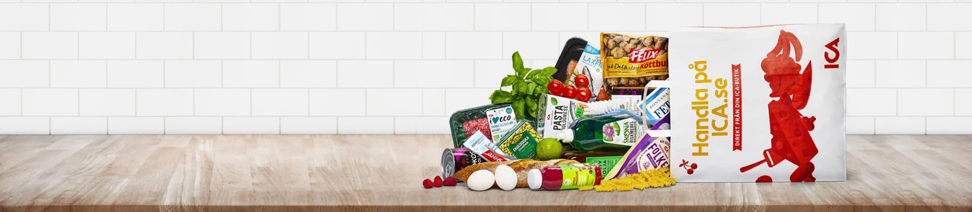 Mat, recept & smarta tjänster för en enklare vardag | ICA
