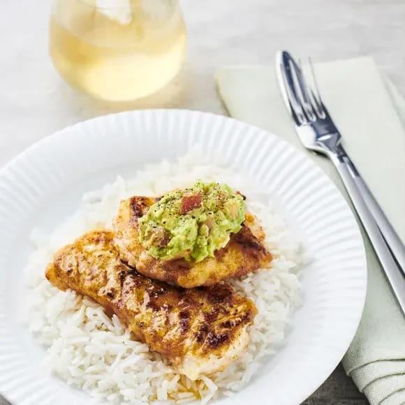 torsk med ris recept