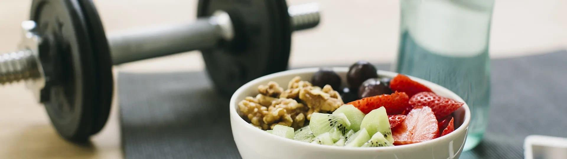 proteinrik mat efter träning