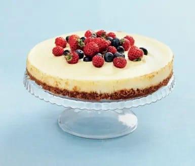 Snabb Cheesecake Recept