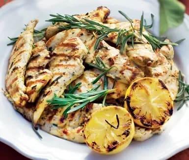 marinad till grillad kyckling