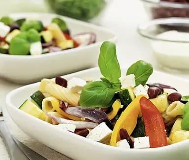 fetaost recept vegetariskt