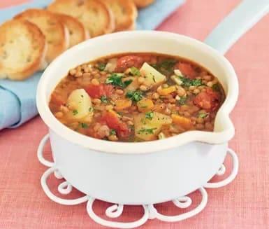 recept på potatissoppa