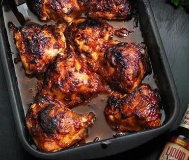 bbq sås till kyckling