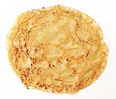 glutenfria äggfria pannkakor