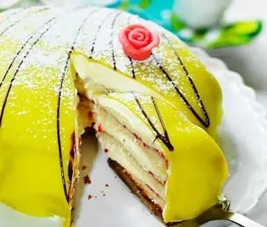 glutenfri prinsesstårta ica