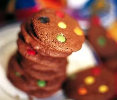 Non stop chocolate-cookies
