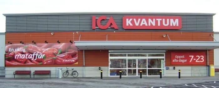 ica supermarket stenungsund öppettider