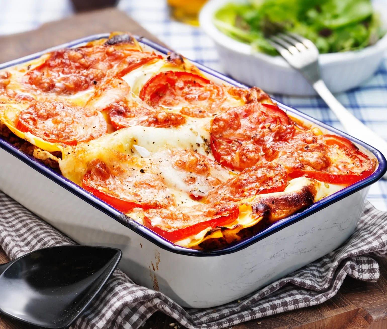 lasagne färsk pasta recept