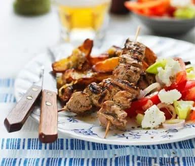 grillspett fläskfile marinad