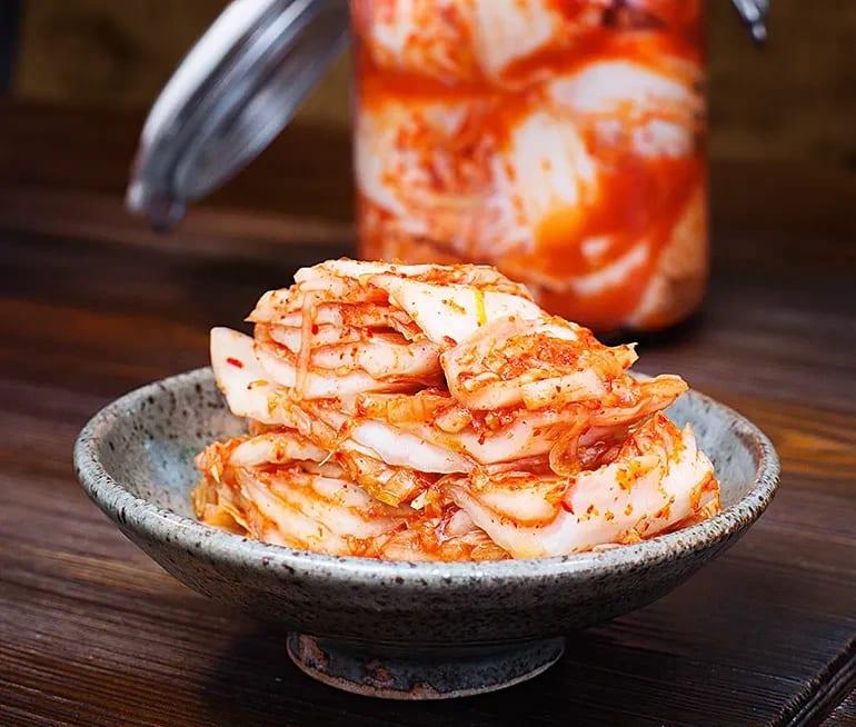 kimchi | recept ica.se