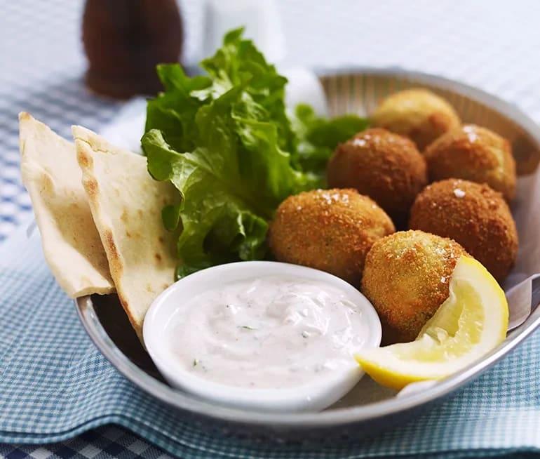 falafel recept ugn