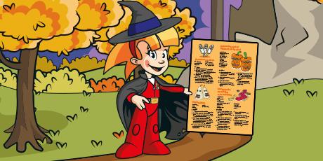 """Halloweenrecept"""