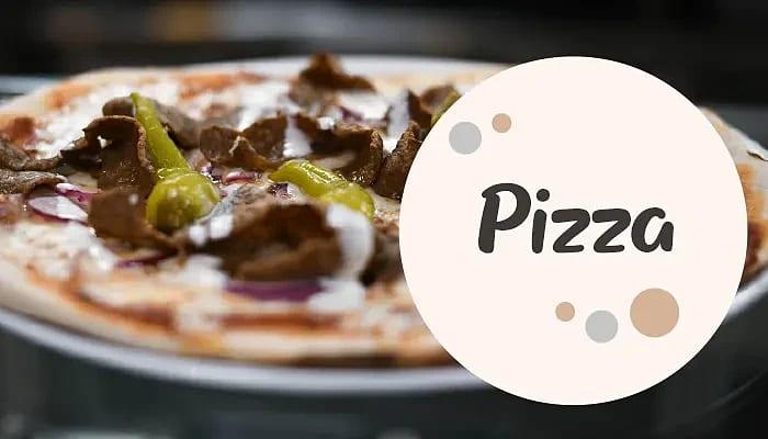 Restaurang Smack pizza