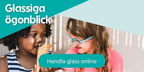 Handla glass online