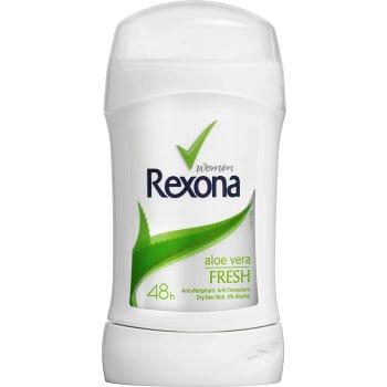 Aloe vera fresh Deodorant Stick 40ml Rexona