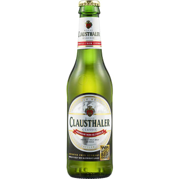 Öl Alkoholfri 33cl Clausthaler