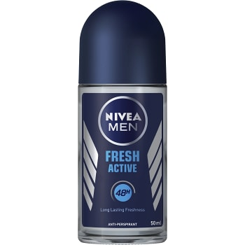Deodorant Fresh active Roll on 50ml Nivea Men