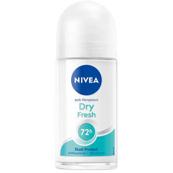 Deodorant Roll on Dry fresh 50ml Nivea