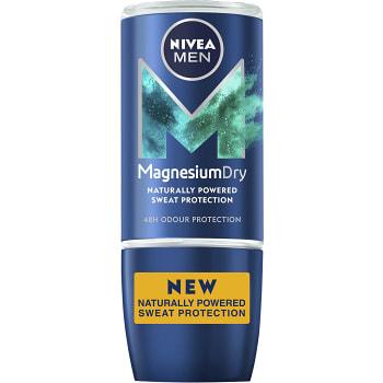 Deoderant Roll On Magnesium Dry