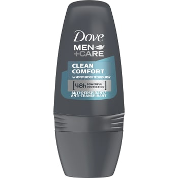 Clean comfort Deodorant 50ml Dove Men Care