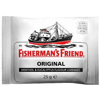 Halstabletter Original 25g Fisherman's Friend